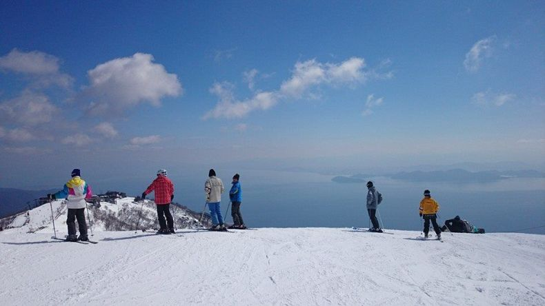 biwako valley ski