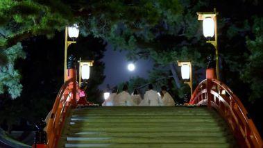 Kangetsu-sai Festival/ Osaka @ Sumiyoshi Taisha Shrine | Ōsaka-shi | Ōsaka-fu | Japan