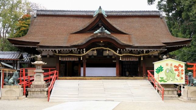 domyoji tenmangu shrine