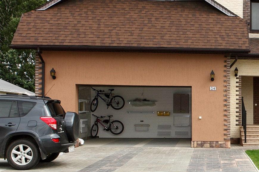отдельный гараж в частном доме фото выступления хорошо