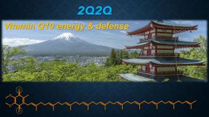 Vitamin Q10 energy & defense