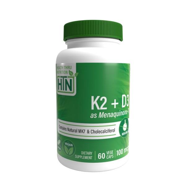 Vitamin K2 + D3