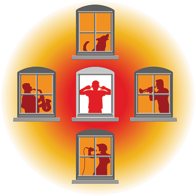 7 Steps To Dealing With Noisy Neighbors
