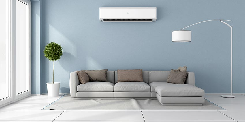 Domestic Air Con Units