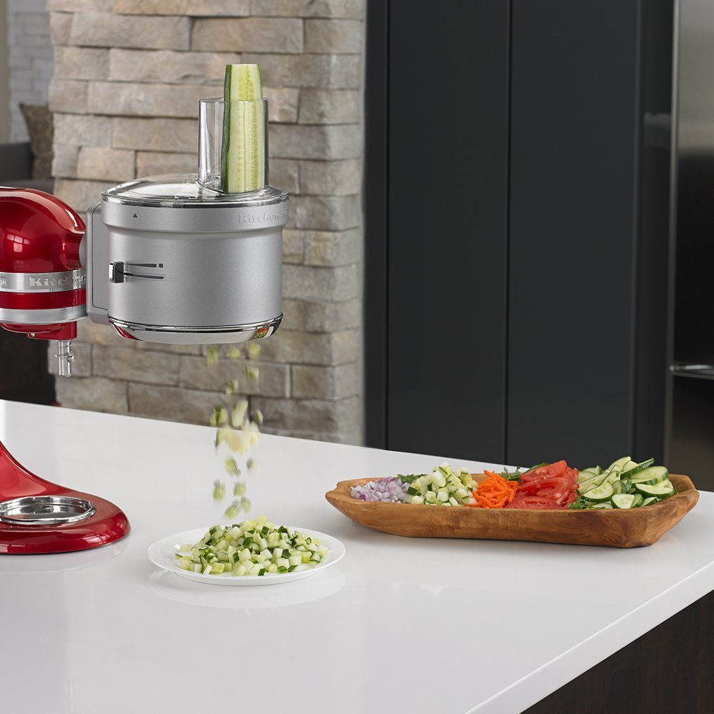 9 Must Have Stand Mixer Attachments