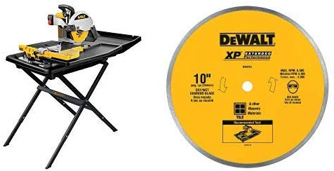best wet tile saw review guide bower nyc