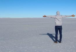 Uyuni salt flats - Salar de Uyuni (Bolivia, May'15)