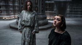 """Arya Stark (Maisie Williams) becoming """"No One"""" in GoT"""