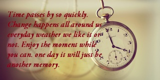 Image result for time passes so fast