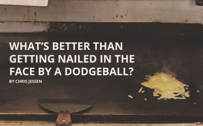 What's Better Than Getting Nailed in the Face by a Dodgeball?