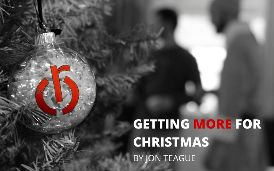 Getting More for Christmas – A Guide to Advent 2015
