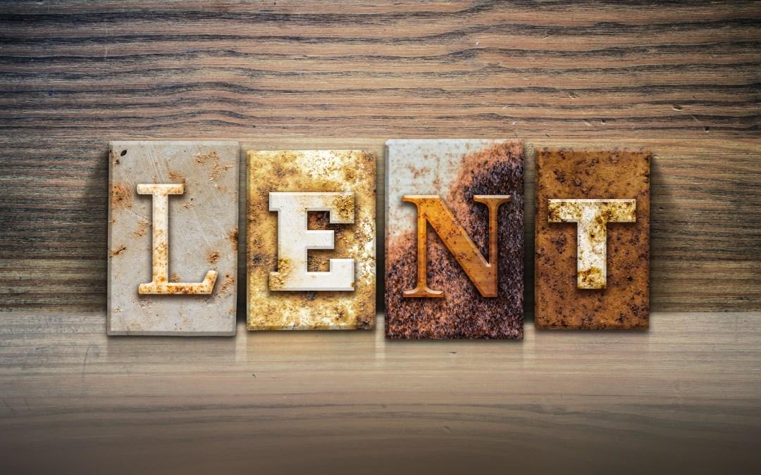 Lent – Let's Make a Trade
