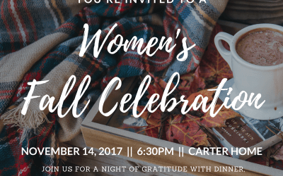 Women's Fall Celebration!