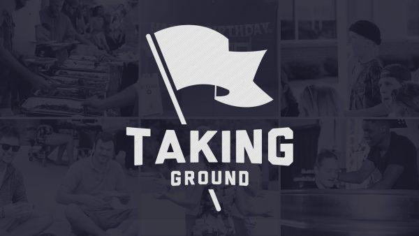 Taking Ground Image