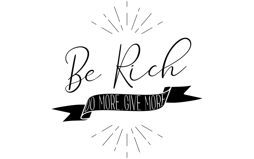 Be Rich Project