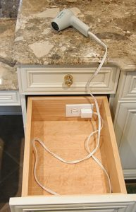 7 super sneaky bathroom outlet upgrades