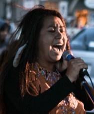 Meeka Morgan of the Melawmen Collective
