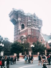 The scariest attraction - Tower of Terror