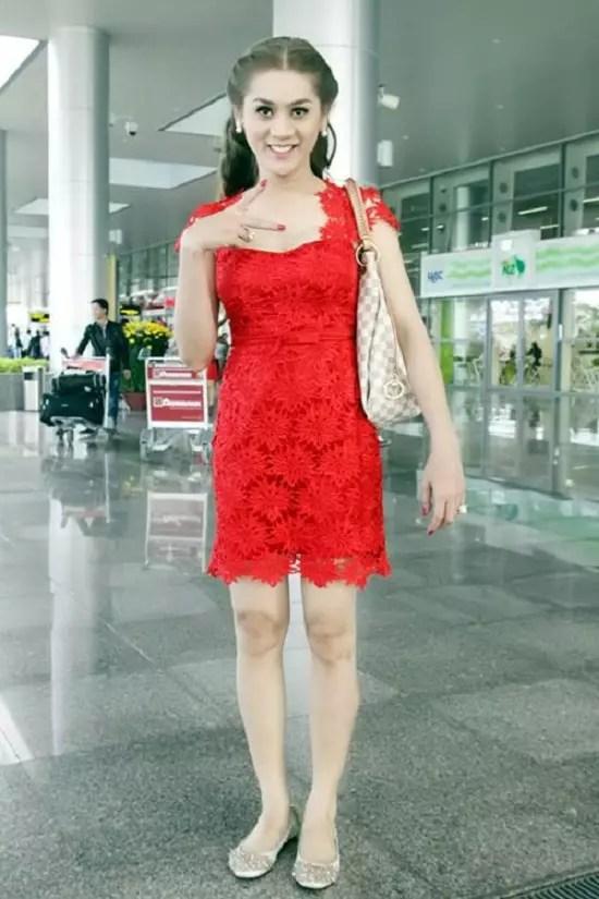 Hành trình lặn lội tìm hạnh phúc của Lâm Khánh Chi: Từ nam ca sĩ trở thành cô dâu nổi tiếng showbiz Việt-5