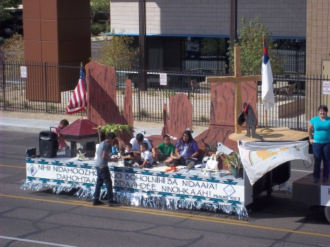 Parade Float - Two Second Street - www.twosecondstreet.com