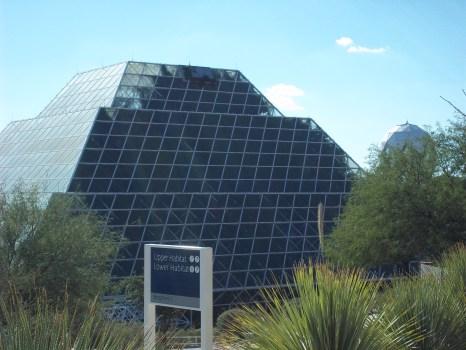 Biosphere 2 Exterior - Two Second Street - www.twosecondstreet.com