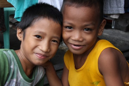 Manila boys. Such a variety of looks.