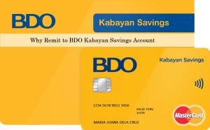 bdo-kabayan-savings-account