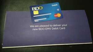 How to Get the New BDO EMV Debit Card (For Secure Banking)