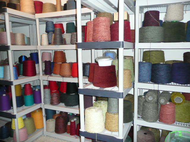 Weaving Stash