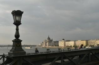 Budapest, Parliament view