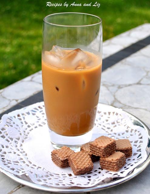 Italian Iced Coffee by 2sistersrecipes.com