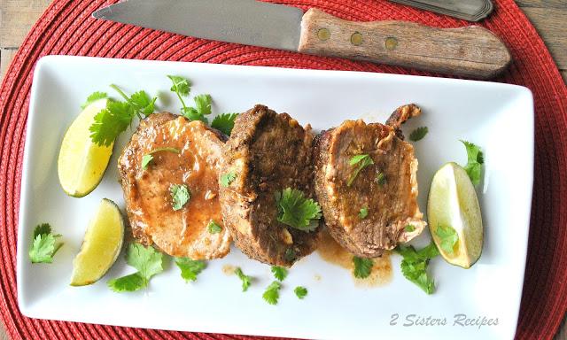 Honey-Lime Glazed Pork Tenderloin