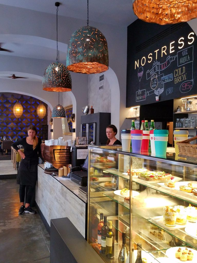 :Prague's Chic Coffee Shops by 2sistersrecipes.com!