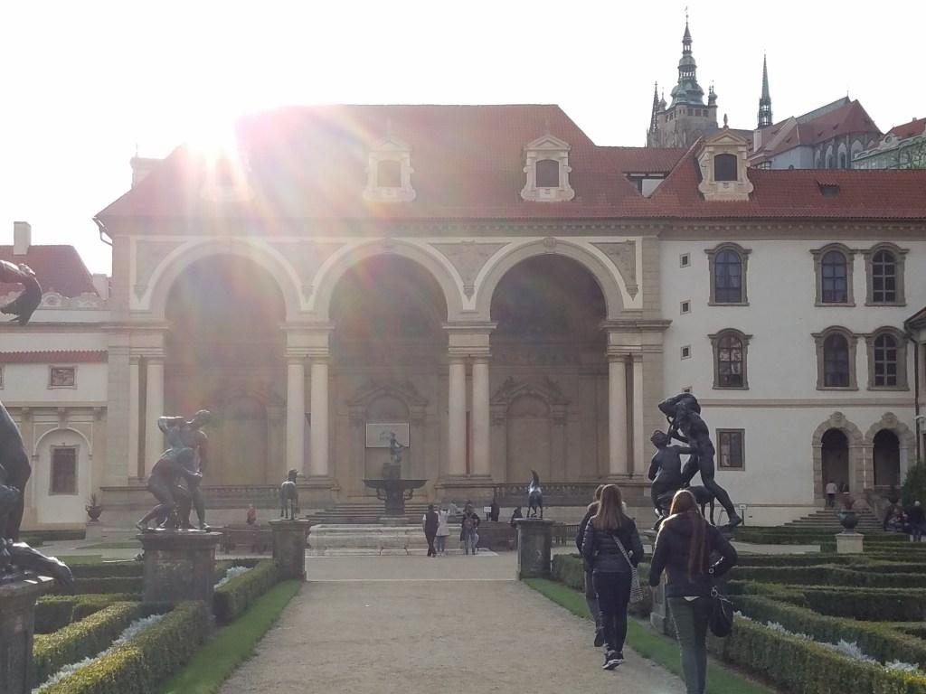 Monastery in Prague , 2sistersrecipes.com
