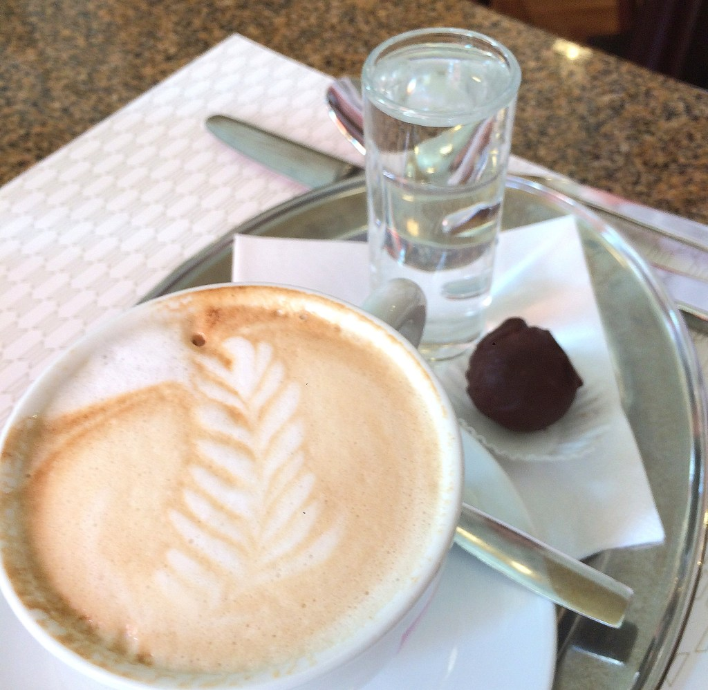 Breakfast at Imperial Cafe in Prague by 2sistersrecipes.com
