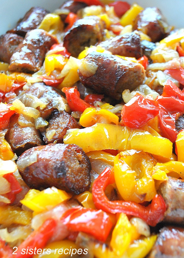 Sicilian Sausage and Peppers