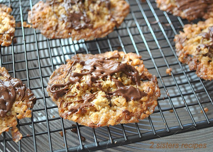 Chocolate Chip Oatmeal Pecan Cookies