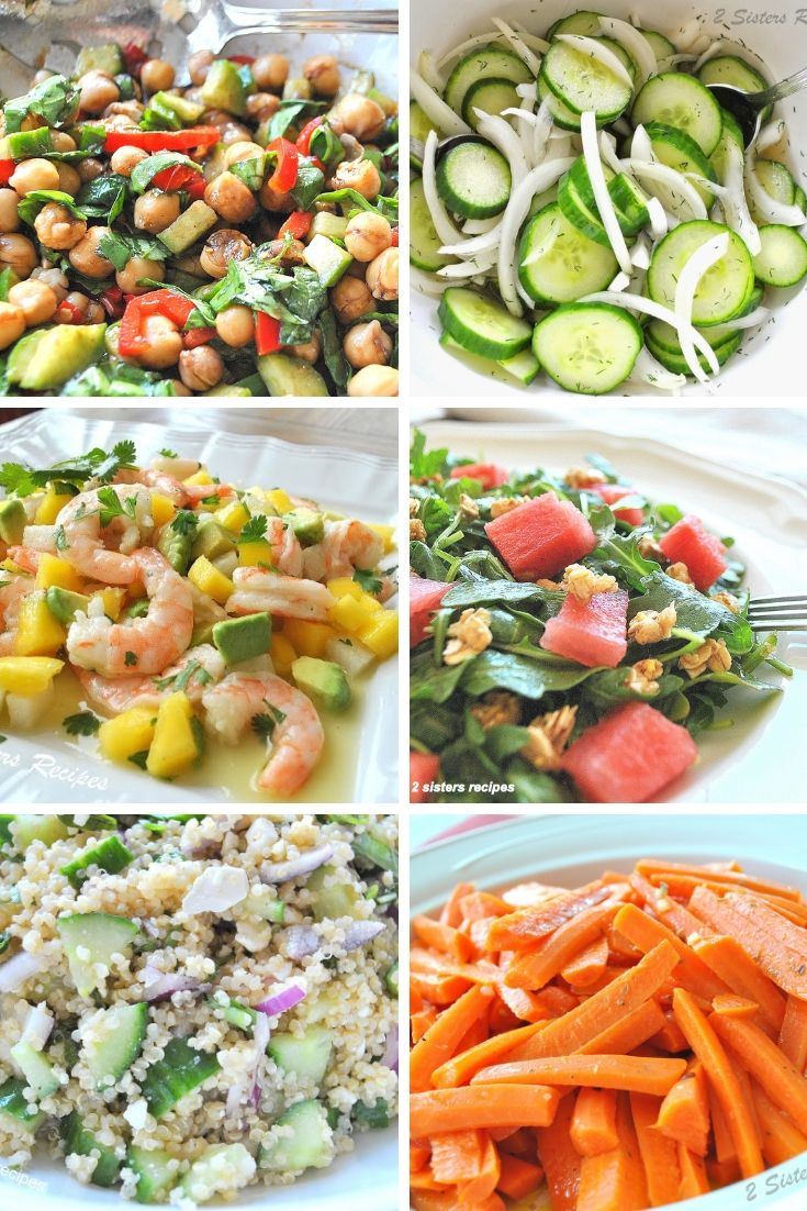 13 Fast & Easy Salads