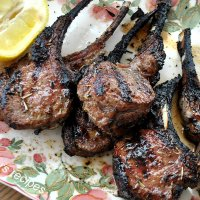 Lamb Chops Grilled to Perfection!