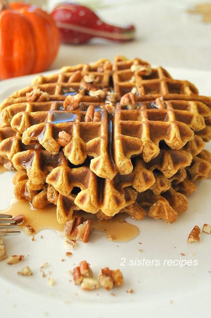 Pumpkin Waffles