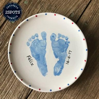 Footprint Plate