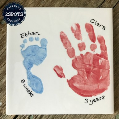 Brother and Sister Tile