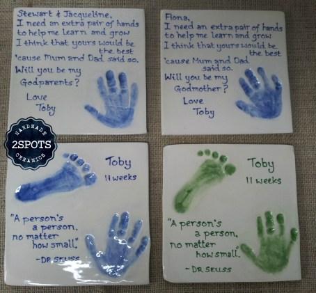 baby handprint and footprinttiles