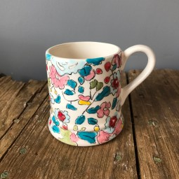 Hen Party hand sketched and painted mug