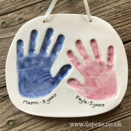 Brother and Sister Imprint for Older Children