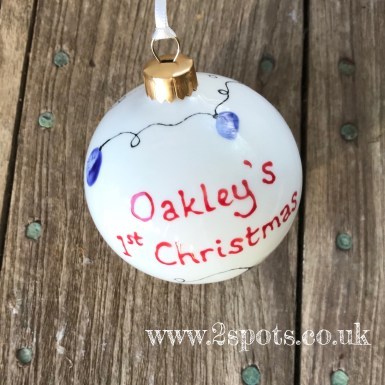Fairylight Bauble