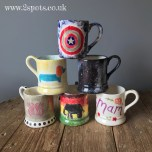 Ladies' Night Mugs