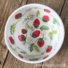 Strawberry Bowl