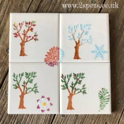 Seasonal Coasters