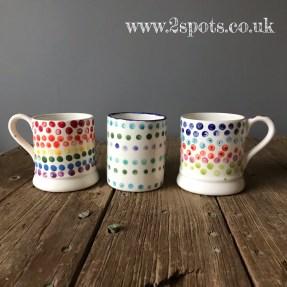 Spotty Mugs